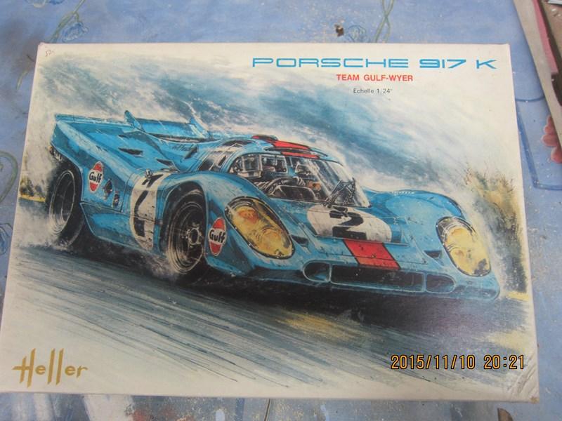 """Porsche 917 """" Le Mans """" 964426IMG3180Copier"""