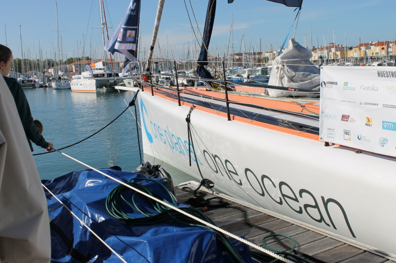Visite du village et du ponton du Vendée Globe le 25/10/16 964837IMG4526