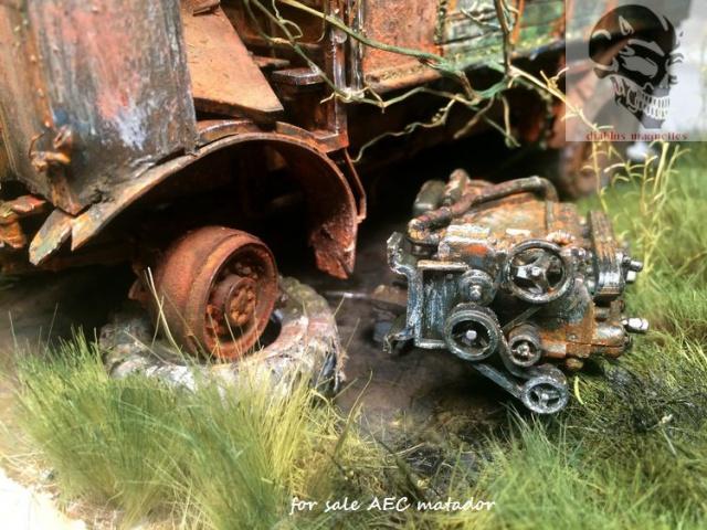 AEC Matador for sale AFV 1/35 - Page 2 964963IMG3974