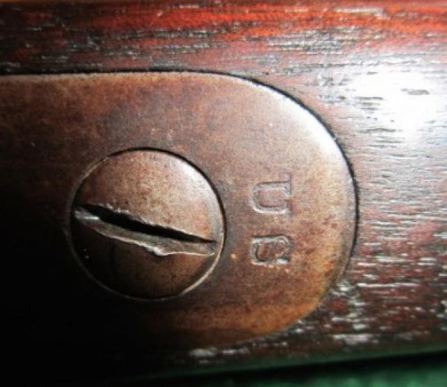 Springfield Trapdoor. 965207FusilSpringfieldTrapdoor18668