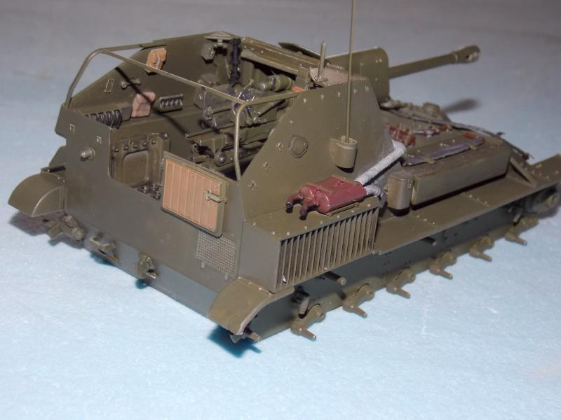SU 76 M Tamiya et ruine Verlinden 1/35 - Page 4 965663DSCN4368