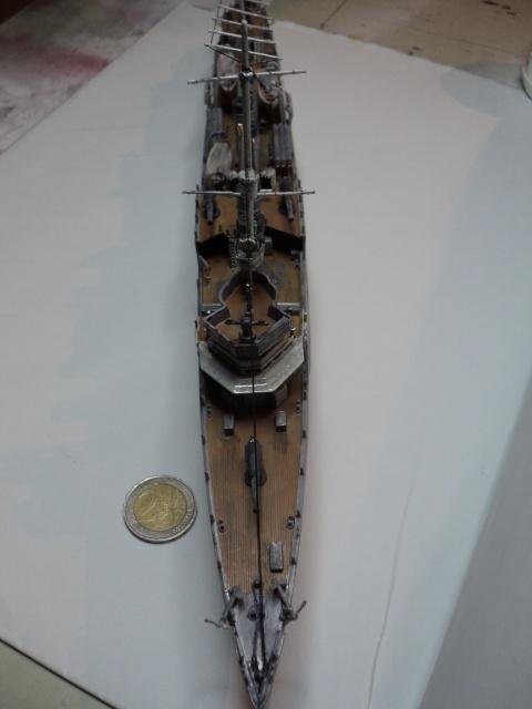 HMS Campbeltown 1/240 Revell 965864DSC01335