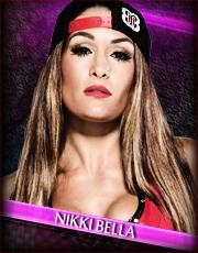 Nikki Bella ♠ Shamari