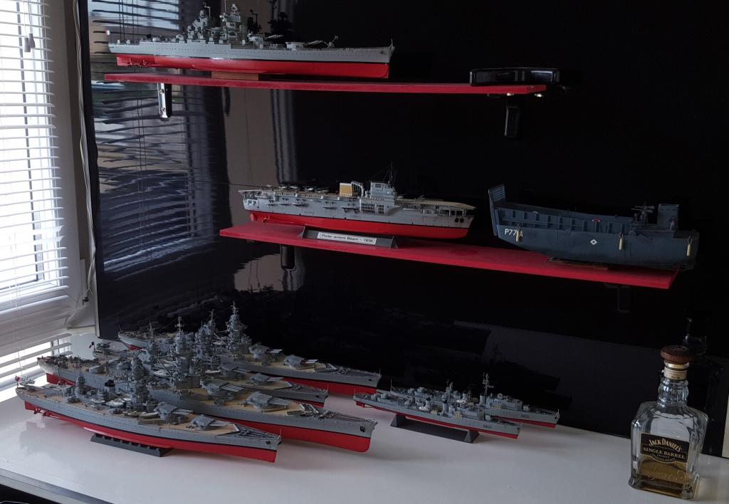 AKAGI 1/700 Hasegawa Kit PE et Pont en bois - Page 4 96656120160518143419
