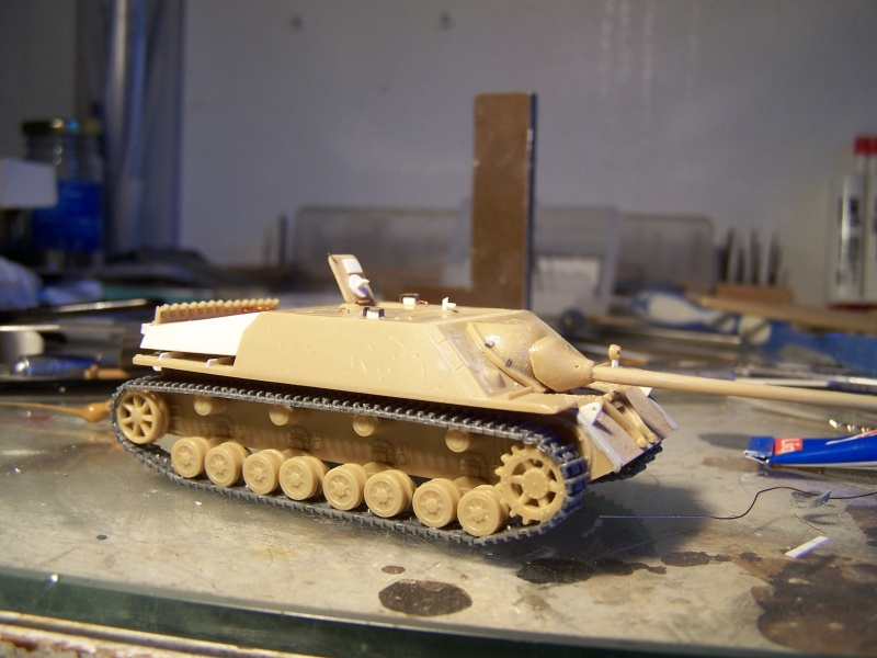 ( Esci 1/72) Jagdpanzer 4 L/70  (Terminé) 9677051005411