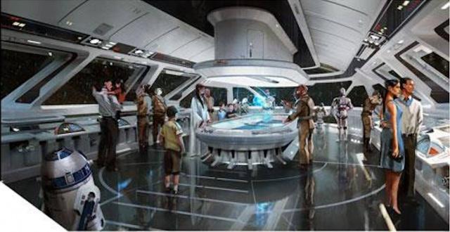 [Walt Disney World] Star Wars: Galactic Starcruiser (20??)  967889w465