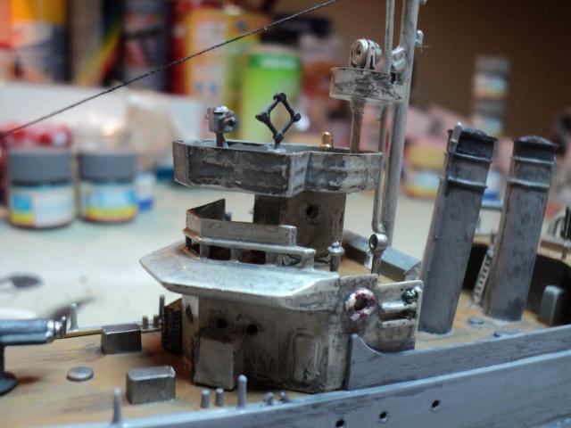 HMS Campbeltown 1/240 Revell 968575DSC01321