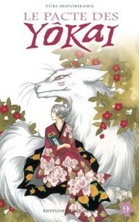 Manga covers saison 2  (Poule 1) 969175pactedesyokai9delcourt