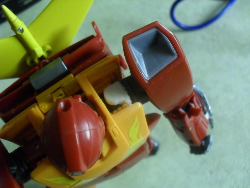 Astuces pour réparer vos Jouets Transformers 969462SDC11135