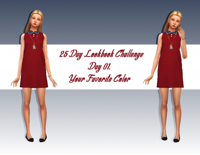 [Look] 25 Day Lookbook Challenge  969571Jour1