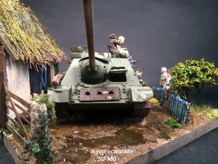 SU-100 marque Dragon 1/35 - Page 3 969961IMG4097
