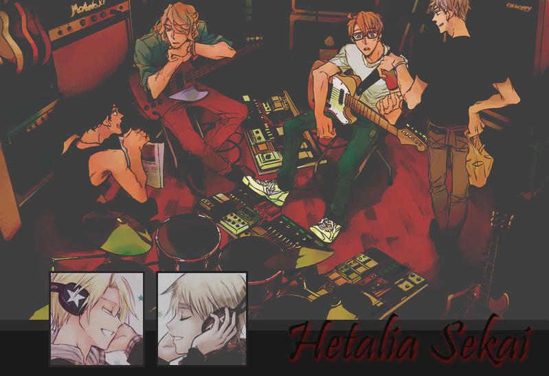 · Hetalia Sekai ·