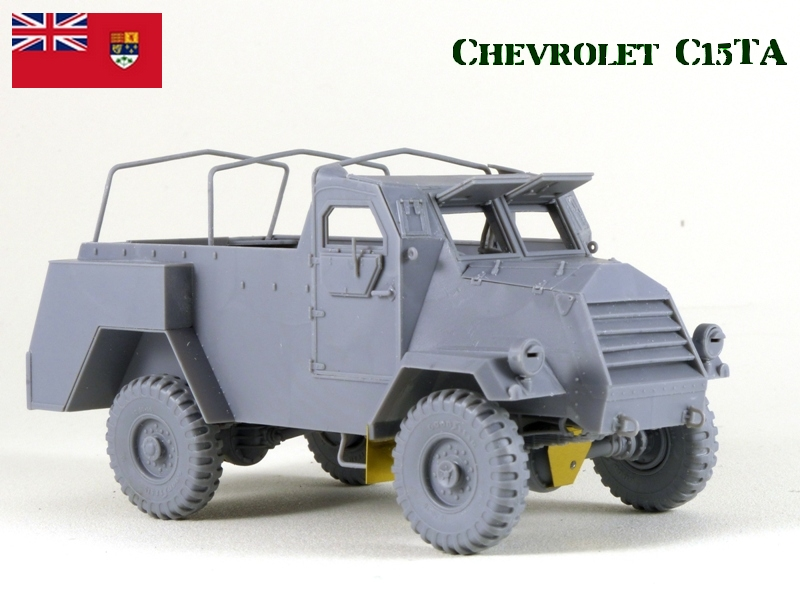 CHEVROLET C15TA - Normandie 44 - IBG 1/35 970343P1040150