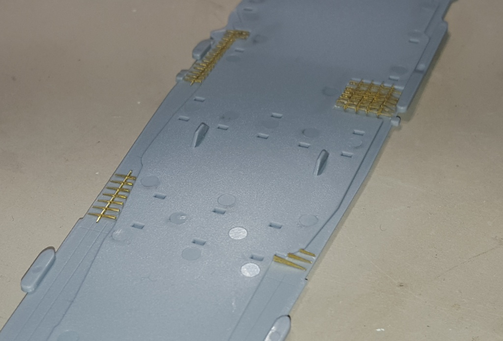 AKAGI 1/700 Hasegawa Kit PE et Pont en bois 97043220160313093032
