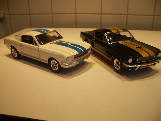 mustang shelby 350 GT 1965  kit monogram 1/24 . 970763IMGP3074