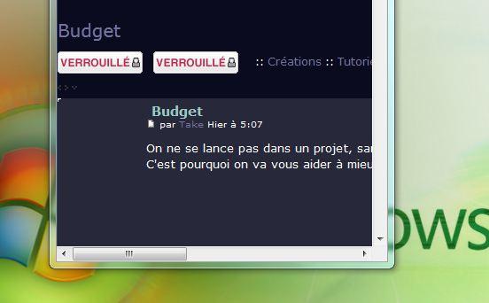 Probleme CSS: Marge entre profil et message ! 971542001
