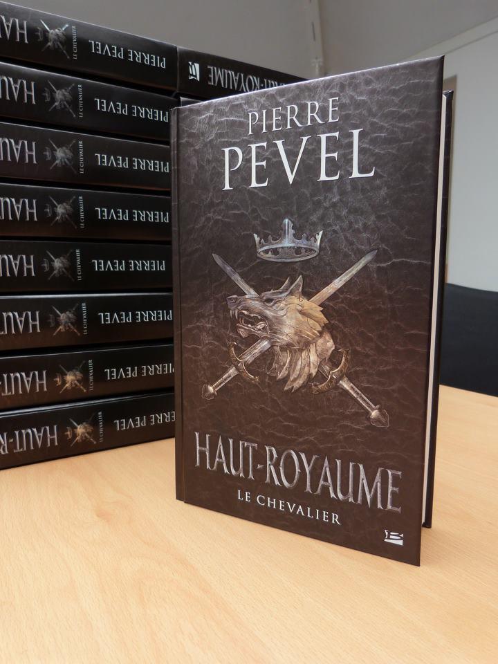 News romans et cycles Fantasy et Médiéval Fantastique 971911PierrePevel