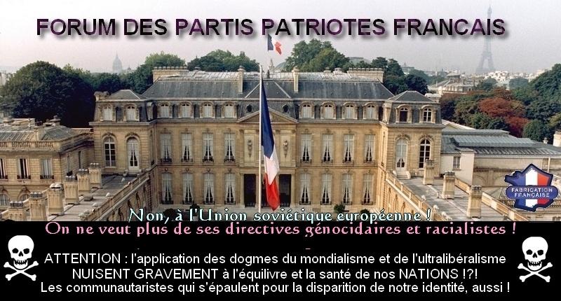 Le Forum des partis patriotes français