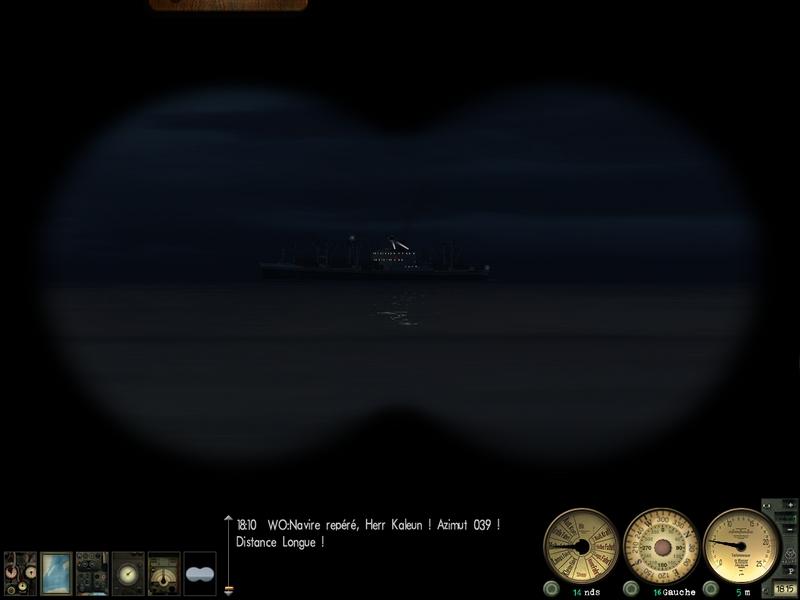 Silent Hunter III : rapports de patrouille. 972509Patr1