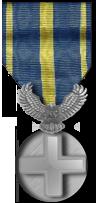 ARMEES 972557CROIXargent