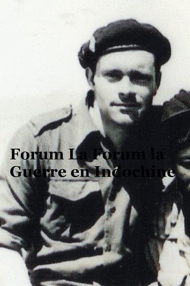 Soldat Marc CHARLOT MPLF le 28 Juin 1954 Régiment de Corée/GM100 973032MarcCHARLOT1953BFONUCopie