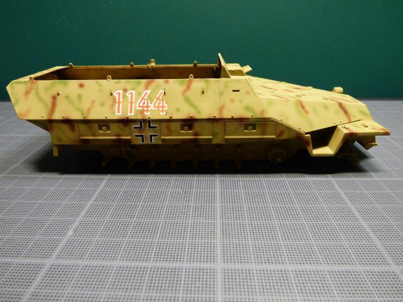 sdkfz - SdkFz 251 / 9  Tamiya / AFV 973182P1070053Copier