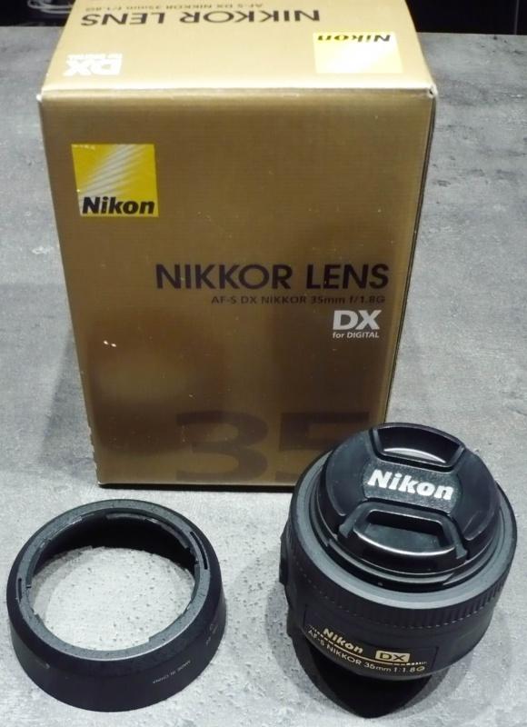 Vendu Reflex Nikon + objectifs + micro 973278P1030560