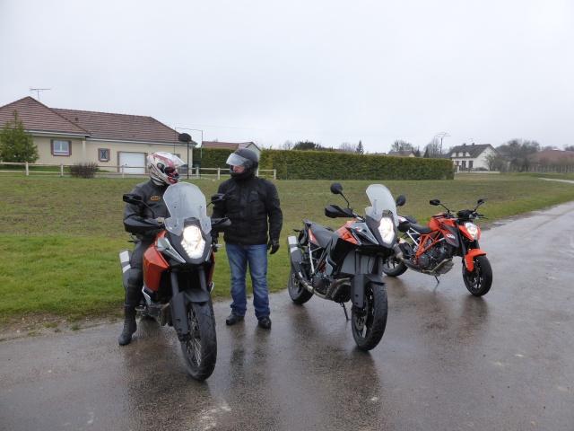 Orange day's 2015 : essai 1050 adventure  973792P1000865