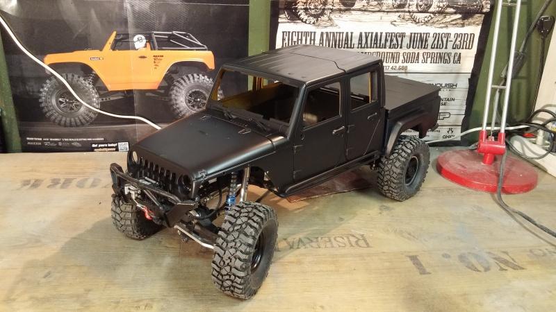 Jeep JK BRUTE Double Cab à la refonte! - Page 2 97396120141027180036