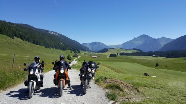 LC8 Rally western Alps - Stella alpina - Alpes Tour 2016  974001selectionalpesTour25