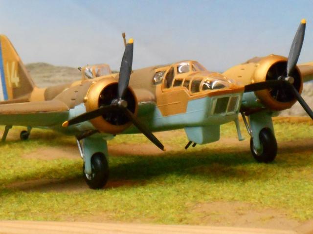 Bristol BLENHEIM MK IV      . kit Airfix  de 1968. 974857DSCN7890