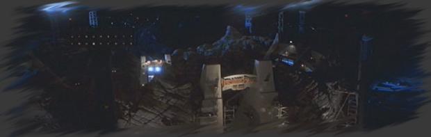 """L'Amphithéâtre & Musée """"Jurassic Park"""""""