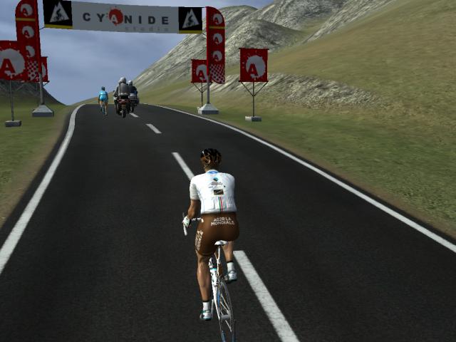 Giro - Tour d'Italie / Saison 2 975580PCM0003