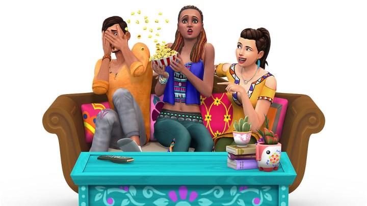 Les Sims 4 Comme au Cinéma [12 janvier 2016] 975971cin4