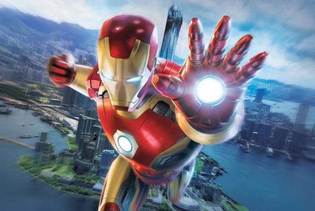 [Hong Kong Disneyland] Iron Man Experience (11 janvier 2017) - Page 4 976346w122