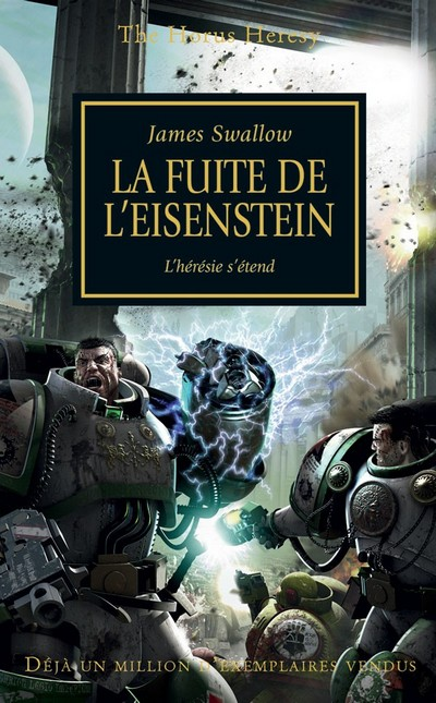 L'Hérésie d'Horus en français (Black Library France) 977188frflightoftheeisenstein