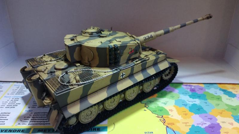 Pz.Kpfw.VI Ausf.E TIGER I ; DRAGON 1/35. 977595201409012706