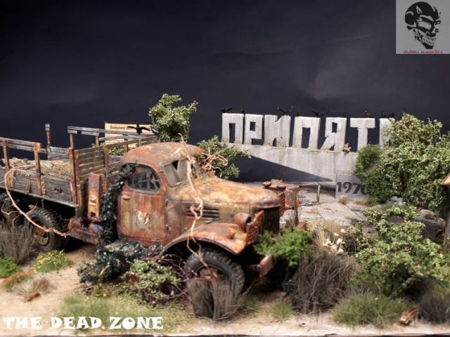 The dead zone - Zil 151 - 1/35 Zvezda - Page 2 97780720170429091459