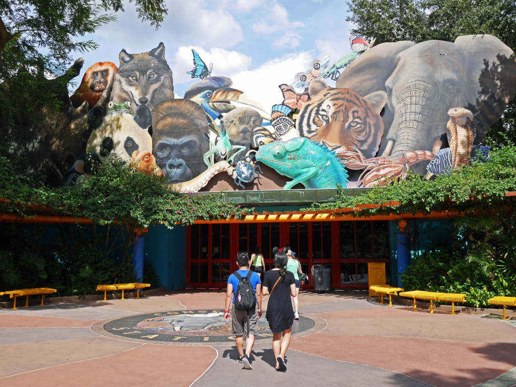 Une lune de miel à Orlando, septembre/octobre 2015 [WDW - Universal Resort - Seaworld Resort] - Page 6 977926P1030251