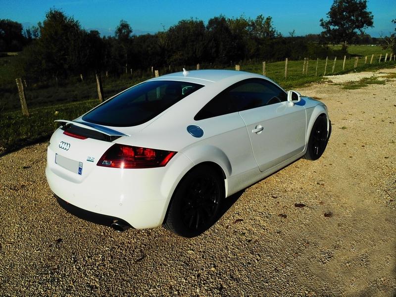 AUDI TT V6 3.2 Blanc Ibis - Page 2 978004712