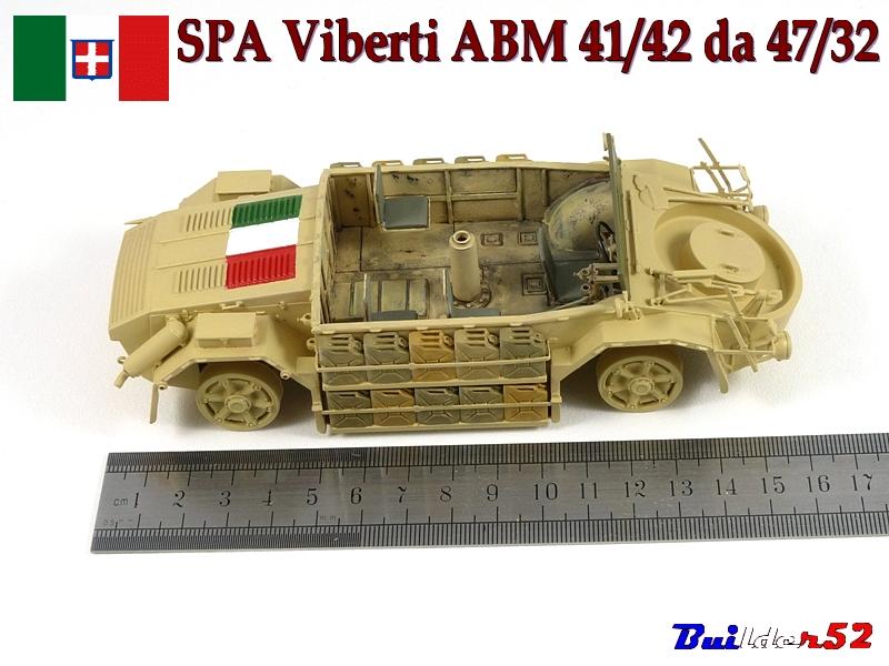 ABM 41/42  AT 47/32 - Italeri 1/35 978201P1050181