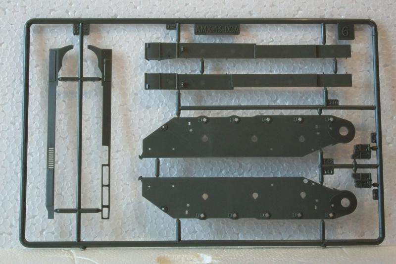 AMX 13 DCA - (Réf. L783) 1/35  978524AMX13DCA783017Heller135