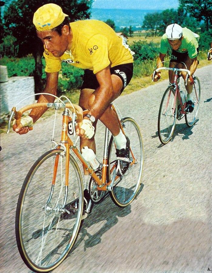 Motobecane Bic début années 70 979237Ocana1971
