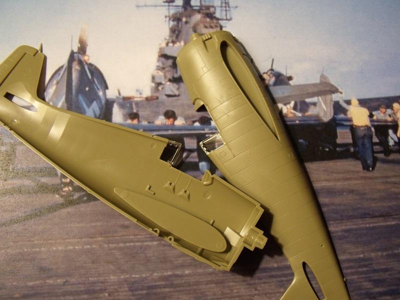 Grumman F6F-5 Hellcat - Eduard - 1/72 979259GrummanF6FHellcat010