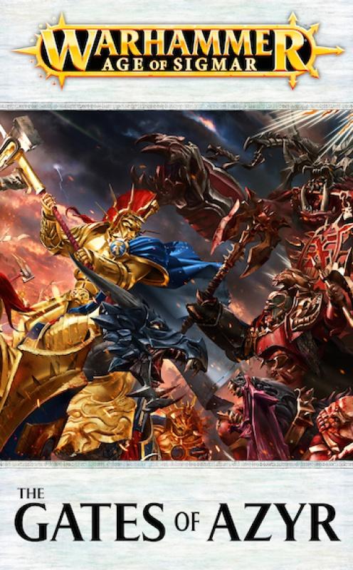 The Gates of Azyr de Chris Wraight 979403GatesofAzyrebook