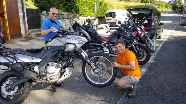LC8 Rally western Alps - Stella alpina - Alpes Tour 2016  98016020160706181132