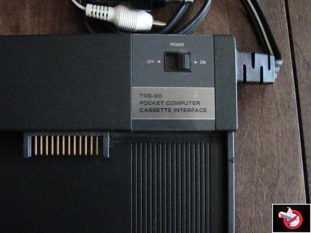 Radio Shack TRS-80 et Cassette Interface 98029109