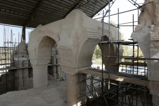 Dans le nord de l'Afghanistan, les mystères de la mosquée des Neuf Dômes 980374a599f05f7808ae8ef3c9c69b72e50dc84c9793cc
