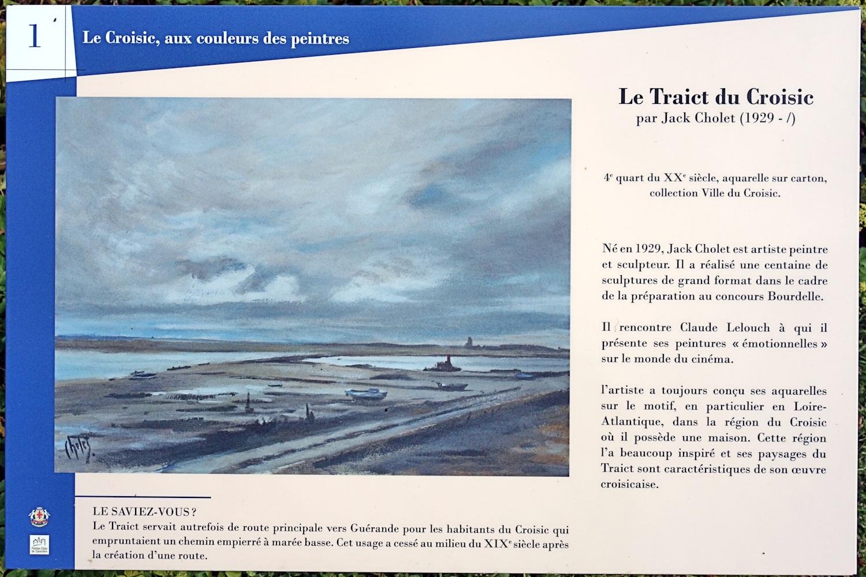 [Activité hors Marine des ports] LE CROISIC Port, Traict, Côte Sauvage... - Page 8 98072001LeTraictparJackCholet1929RX10010515