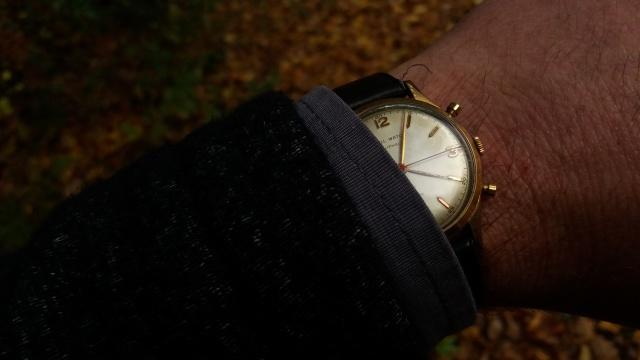 Breitling - La Vintage du jour - Tome V - Page 23 98116920161110160423